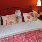 double room with ensuite bed